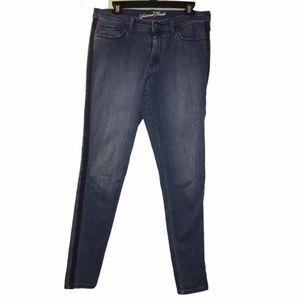 Universal Thread  | pin stripe midrise skinny jean
